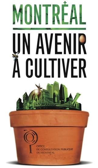 Consultation publique - Colloque sur l'agriculture urbaine