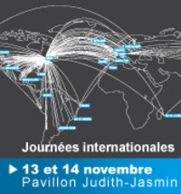 Journ�es internationales de l'UQAM
