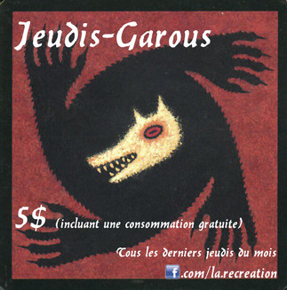 Les Jeudis-Garous