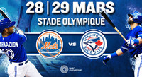 Toronto Blue Jays vs New York Mets