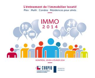 IMMO 2014 - L'évènement de l'année en immobilier locatif !