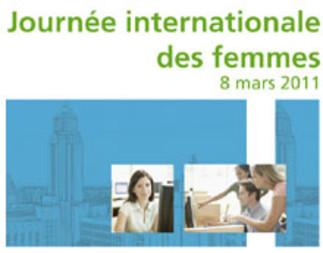 Journée internationale des femmes : Colloque «Femmes au travail»