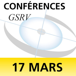 Conférences GSRV : PERFORMANCE IN TASKS OF DAILY LIVING BY INDIVIDUALS WITH LOW VISION