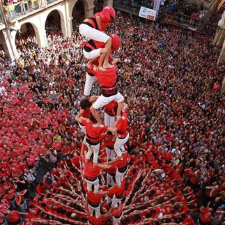 5 à 7 catalan : 'Nous, les Xiquets de Valls' + les Castellers de Montréal
