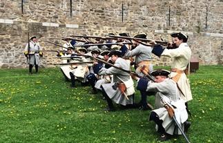 La Compagnie de Lacorne recrutera au Fort Chambly
