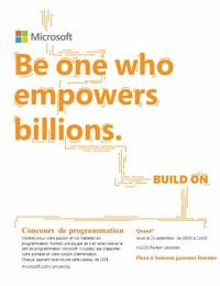 Microsoft Coding Challenge (Code de programmation)