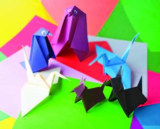 Le rendez-vous origami