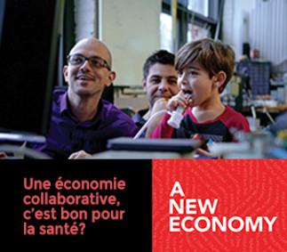 Une économie collaborative, c'est bon pour la santé?