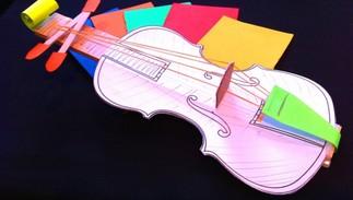 Brico-Violon: Deviens Luthier! avec les Jeunesses musicales du Canada