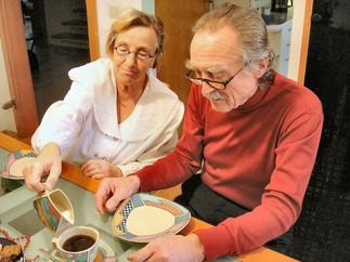 Cafés Alzheimer - Culpabilité et épuisement chez le proche aidant
