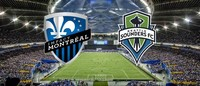 Impact de Montréal contre Seattle Sounders FC