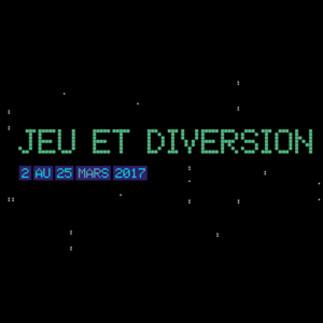 Exposition «Jeu et diversion»