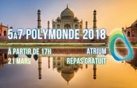 5 à 7 de recrutement, Poly-Monde 2018