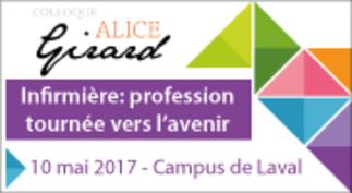 Colloque - Infirmière : profession tournée vers l'avenir