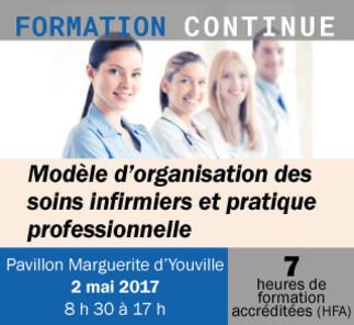 Modèle d'organisation des soins infirmiers et pratique professionnelle