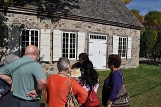 Visite architecturale de la Maison Le Ber-Le Moyne