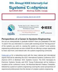 Perspectives d'une carrière en génie de systèmes