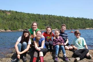 Camp de vacances GUEPE à l'ERE de l'Estuaire