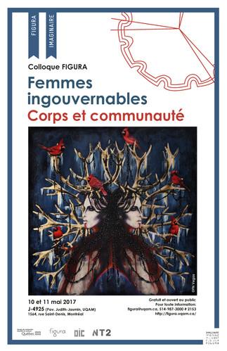 Colloque: «Femmes Ingouvernables: entre corps et communauté»