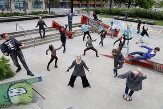 École OMNIBUS théâtre corporel | Stage intensif d'été