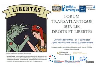 Forum transatlantique sur les droits et libertés