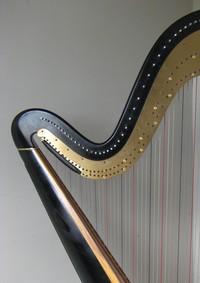 Récital de harpe (fin baccalauréat) – Justine Azar
