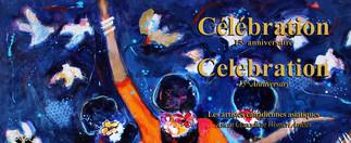 Exposition 'Célébration 15ième anniversaire des artistes canadiennes asiatiques'