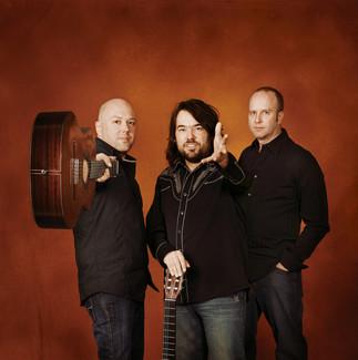 Guitares espagnoles avec le Montréal Guitare Trio