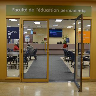 Baccalauréats par cumul : parcours et services à la Faculté de l'éducation permanente
