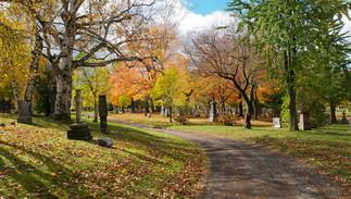 Les cimetières du Mont-Royal