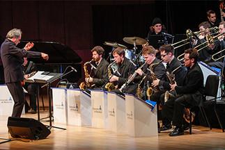 La soirée « tout étoile » du Big Band – Hommage à la mécène Sophie Desmarais