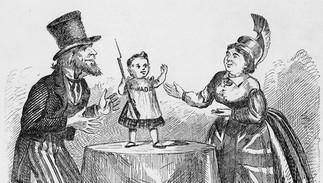 CONTEXTE INTERNATIONAL DE LA CONFÉDÉRATION CANADIENNE (1860-1870)