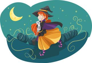 Bonbons de sorcière!