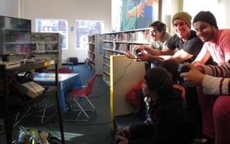 Jeudis jeux vidéo (8 ans et plus)