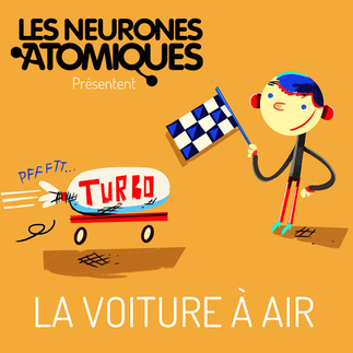Atelier scientifique : voiture à air