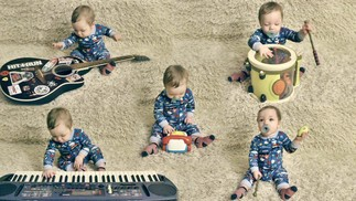 Éveil musical - 3-4 ans