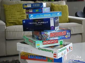 Lancement du prêt de jeux de société et de jouets
