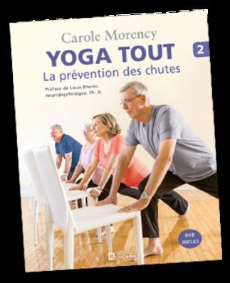 Conférence: La prévention des chutes par le yoga