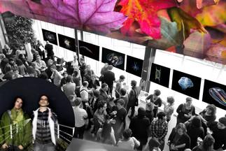 Grand réseautage #DD de l'automne et vernissage de l'expo Plancton vivant !