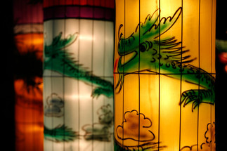 Visite guidée des lanternes