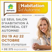 Montreal Fall HomeExpo