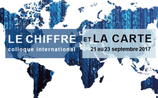 Colloque international: «Le chiffre et la carte»