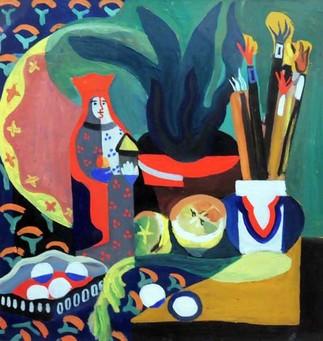 Présentation d'œuvres choisies de l'artiste Jean Soucy