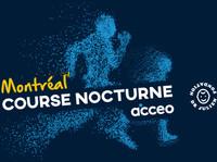 Course nocturne ACCEO de Montréal