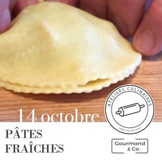 [Atelier culinaire] Pâtes fraîches