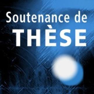 Soutenance de thèse de doctorat en droit par M. Olivier Charbonneau
