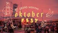 Grand weekend Oktoberfest aux Jardineries