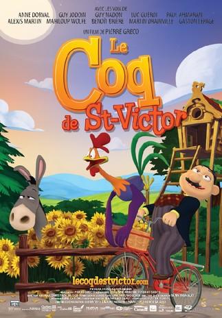 À la découverte du cinéma avec le FIFEM : Projection du film «Le Coq de St-Victor»