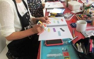 Les après-midis créatifs : Le journal créatif