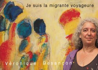 Expo solo Je suis la migrante voyageure